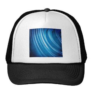 Blue Ridges Fractal Trucker Hat