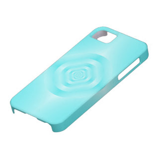 Blue Rings iPhone 5 iPhone SE/5/5s Case