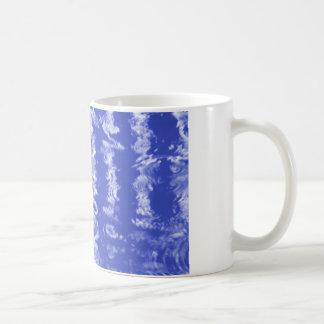 Blue Ripples Coffee Mug