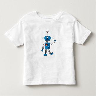 Blue Robot Tshirts