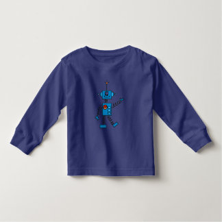 Blue Robot Tshirts and Gifts