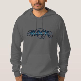 Blue Rock Music Hoodie Sweatshirt