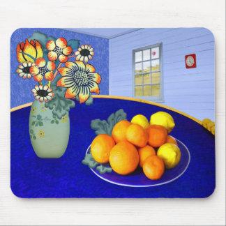 Blue Room # 1 Mousepad