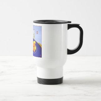 Blue Room # 1 Travel Mug