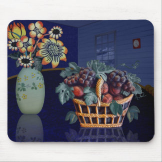 'Blue Room #3' Mouse Pad