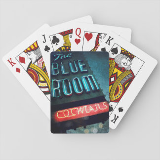 Blue Room Playing Cards