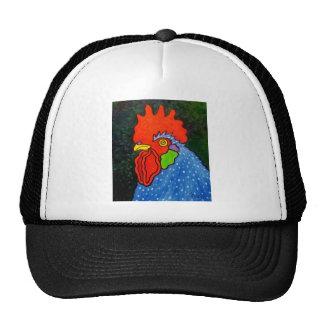 Blue Rooster 14 Trucker Hat