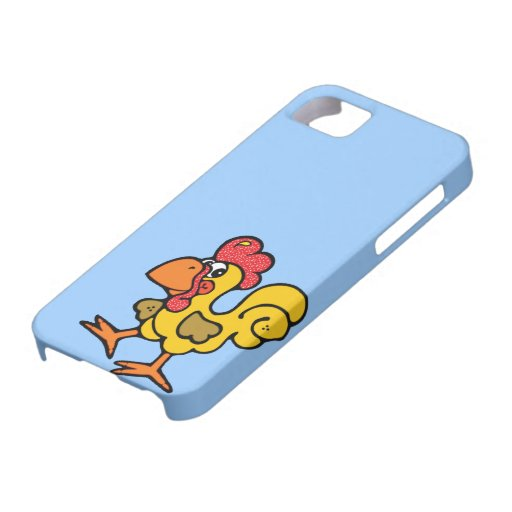 Blue Rooster iPhone 5 Case