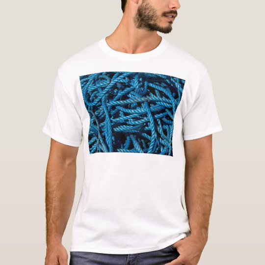 Blue Rope Adult Tee Shirt