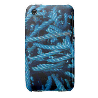 Blue Rope iPhone 3G 3GS Case-Mate Barely There iPhone 3 Case