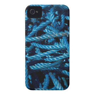 Blue Rope iPhone 4 Case-Mate Barely There