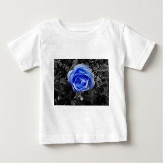 Blue Rose Baby T-Shirt