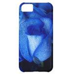 blue rose case iPhone 5C cases