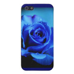Blue rose i case for iPhone 5