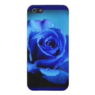 Blue rose i iPhone SE/5/5s case