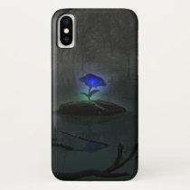Blue Rose iPhone Case-Mate