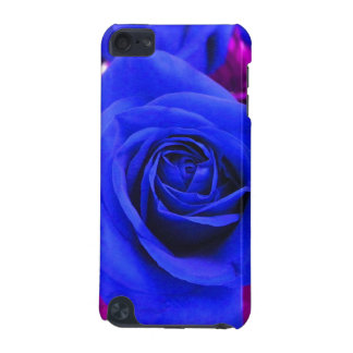 Blue Rose iPod Touch case