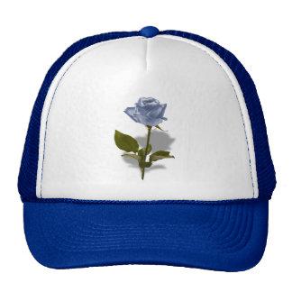 Blue Rose of Enchantment Trucker Hat