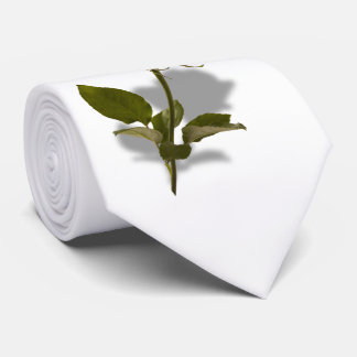 Blue Rose of Enchantment Neck Tie