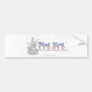 Blue Rose Studio Goods Bumper Sticker