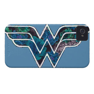 Blue Rose WW iPhone 4 Cover