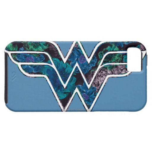 Blue Rose WW iPhone 5 Covers