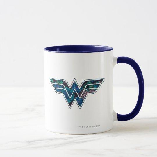 Blue Rose WW Mug