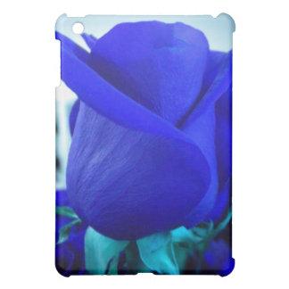 Blue RoseBud2 iPad case