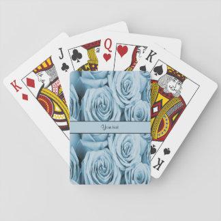 Blue Roses Card Deck