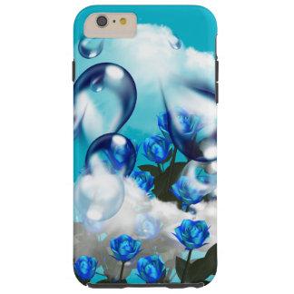 BLUE ROSES HEAVEN'S KISS TOUGH iPhone 6 PLUS CASE