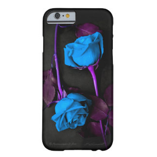 Blue Roses iPhone 6 Barely There Case