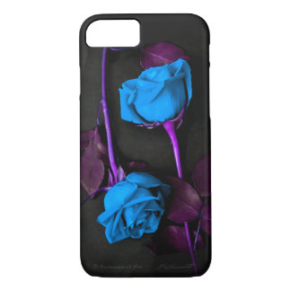 Blue Roses iPhone 7 Barely There Case