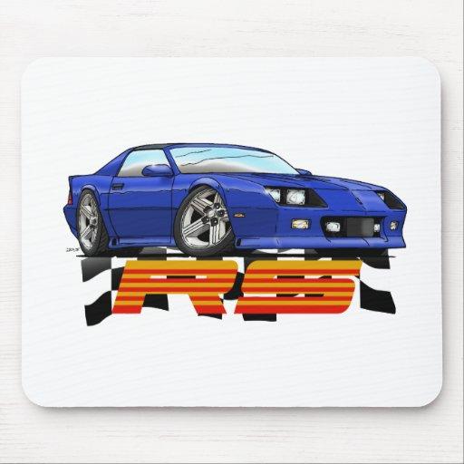 Blue_RS_3G Mousepad
