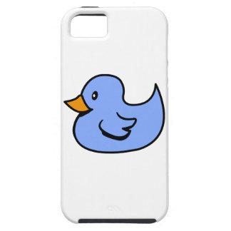Blue Rubber Duck iPhone SE/5/5s Case