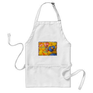 BLUE RUBBER DUCKIE - I GOTTA BE ME! ADULT APRON
