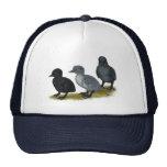 Blue Runner Ducklings Trucker Hat