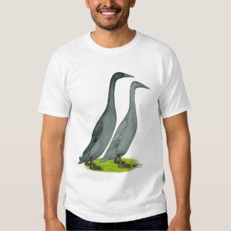 Blue Runner Ducks Tshirt
