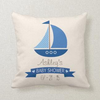 nautical baby pillows nautical baby throw pillows zazzle
