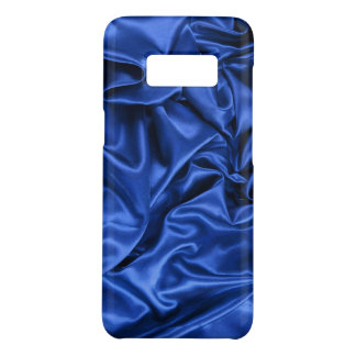 Blue Samsung Galaxy S8, Barely There Phone Case
