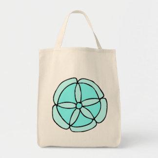 Blue Sand Dollar Bag
