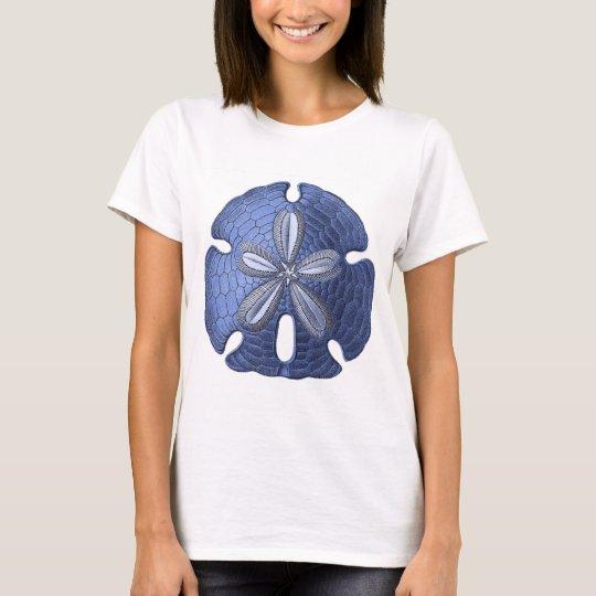Blue Sand Dollar T-Shirt