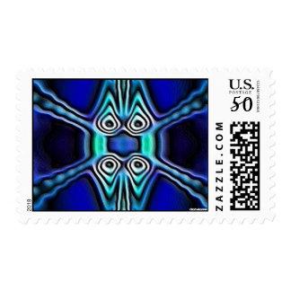 blue sand postage