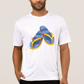 Blue Sandals Mens Active Tee