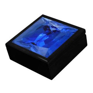 Blue Sapphire 1 Jewelry Box