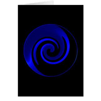 Blue Sapphire Card