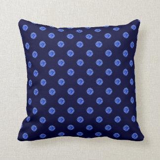 Blue Sapphire Double Side Pillow