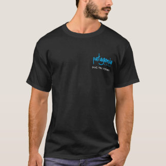 Blue Save the Huemul T-Shirt