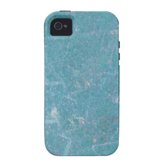 Blue Scratches iPhone 4 Covers