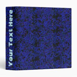Blue Scruff Binder