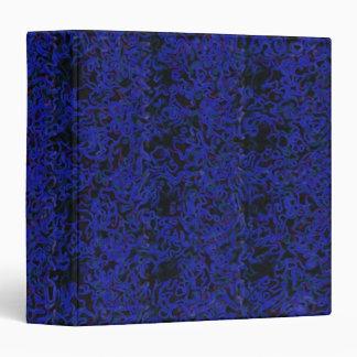 Blue Scruff Customizable Binder